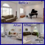 Before & After Home Staging!